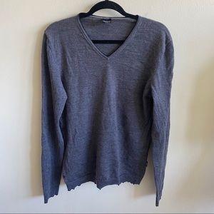 Strellson Mens XL Slim Fit Pullover Sweater